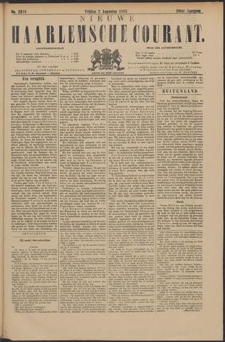 Nieuwe Haarlemsche Courant 1895-08-02