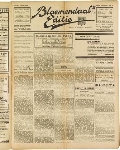 Bloemendaal's Editie 1928-03-03