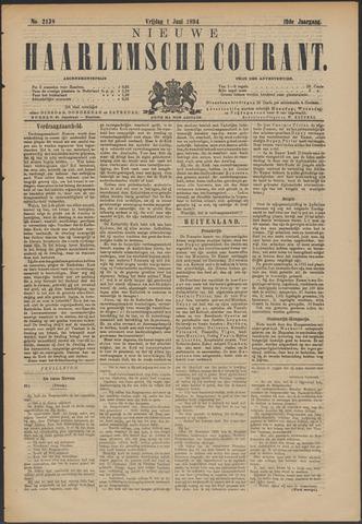 Nieuwe Haarlemsche Courant 1894-06-01