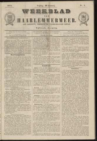 Weekblad van Haarlemmermeer 1874-01-16