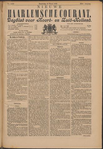 Nieuwe Haarlemsche Courant 1899-03-16