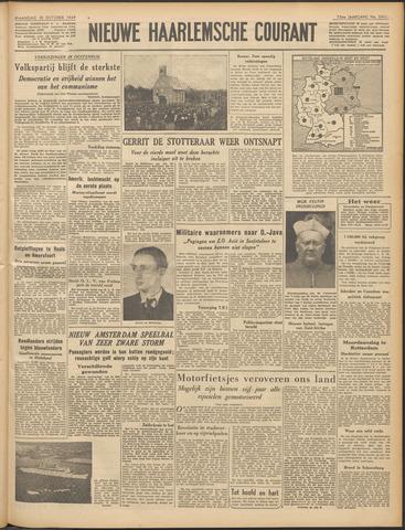 Nieuwe Haarlemsche Courant 1949-10-10