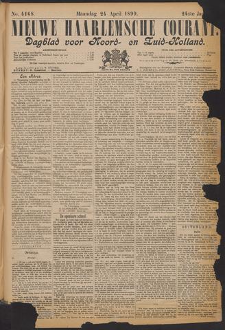 Nieuwe Haarlemsche Courant 1899-04-24