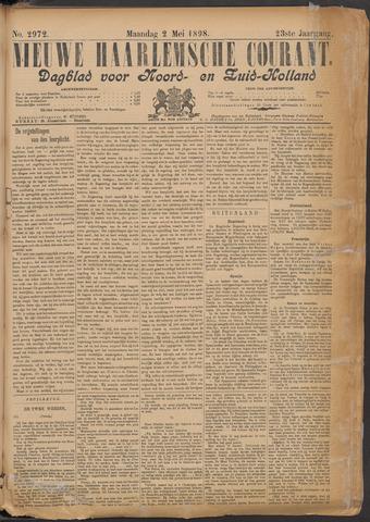 Nieuwe Haarlemsche Courant 1898-05-02