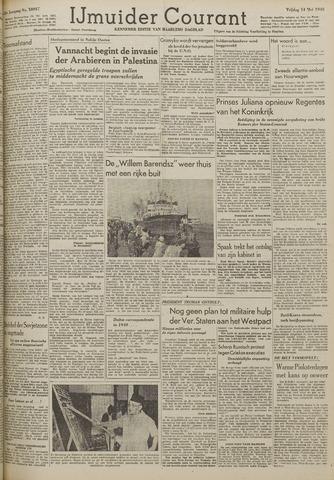 IJmuider Courant 1948-05-14