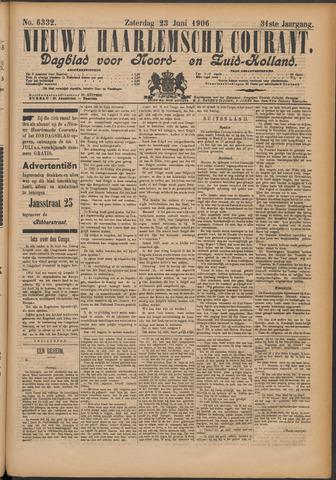 Nieuwe Haarlemsche Courant 1906-06-23