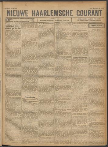 Nieuwe Haarlemsche Courant 1921-05-21
