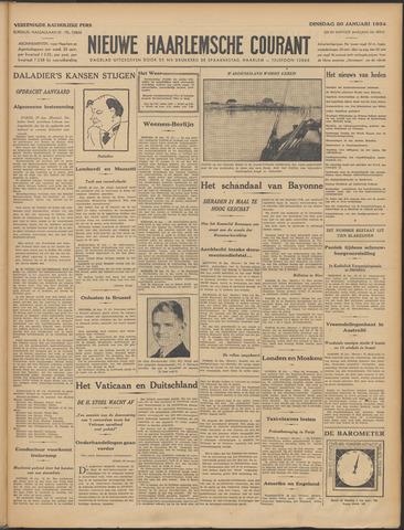 Nieuwe Haarlemsche Courant 1934-01-30