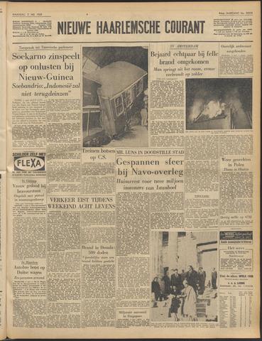 Nieuwe Haarlemsche Courant 1960-05-02