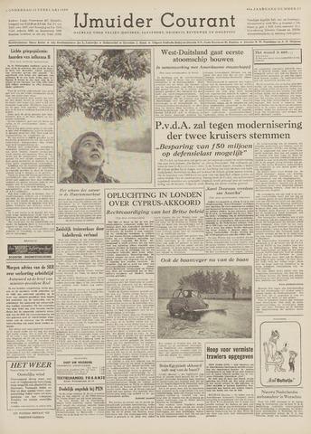 IJmuider Courant 1959-02-12