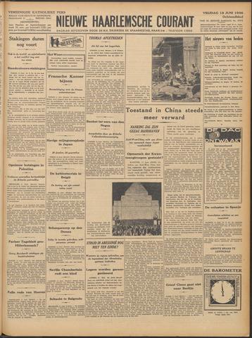 Nieuwe Haarlemsche Courant 1936-06-12