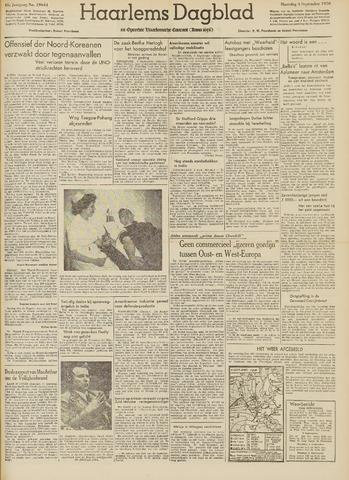 Haarlem's Dagblad 1950-09-04