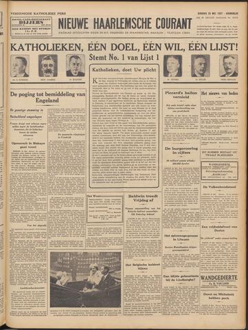 Nieuwe Haarlemsche Courant 1937-05-25