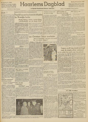 Haarlem's Dagblad 1950-09-12