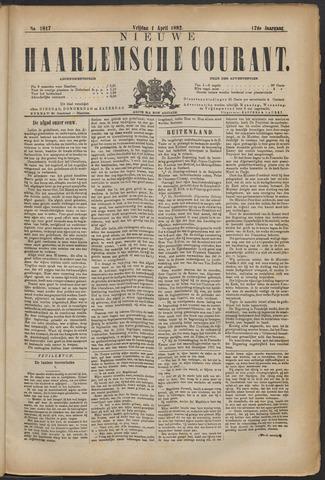 Nieuwe Haarlemsche Courant 1892-04-01