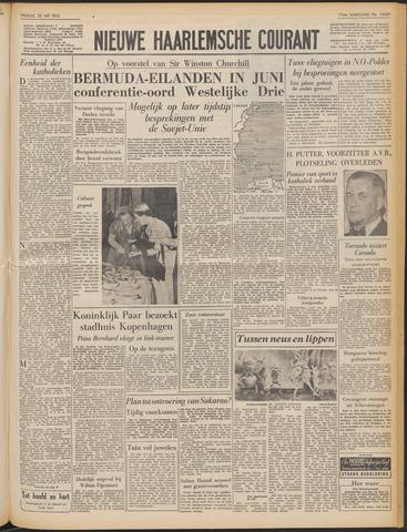 Nieuwe Haarlemsche Courant 1953-05-22