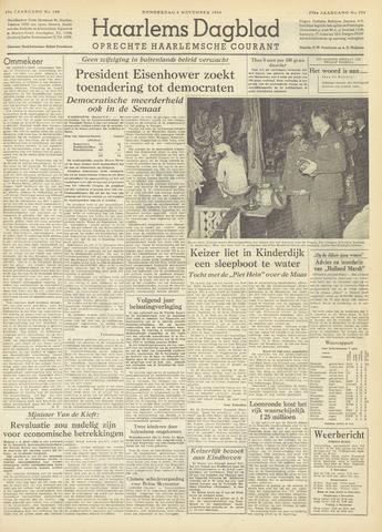 Haarlem's Dagblad 1954-11-04