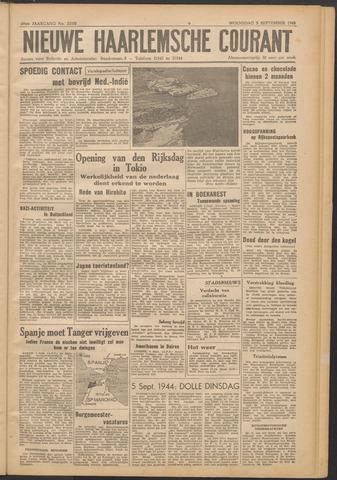 Nieuwe Haarlemsche Courant 1945-09-05