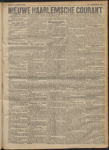 Nieuwe Haarlemsche Courant 1920-02-10
