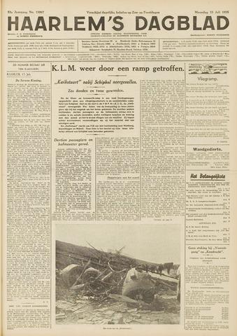 Haarlem's Dagblad 1935-07-15