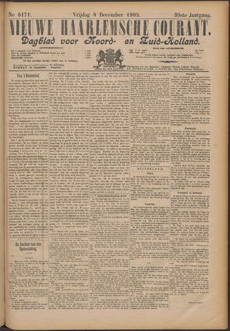 Nieuwe Haarlemsche Courant 1905-12-08