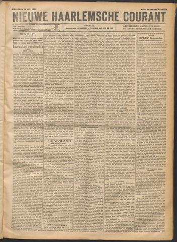 Nieuwe Haarlemsche Courant 1920-07-28