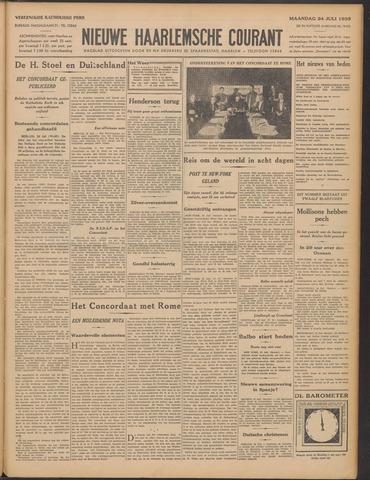 Nieuwe Haarlemsche Courant 1933-07-24