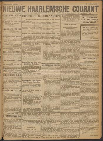 Nieuwe Haarlemsche Courant 1918-06-27
