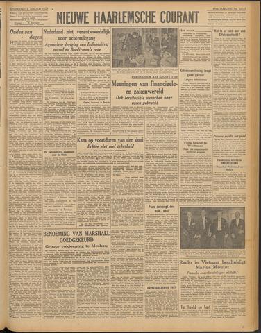 Nieuwe Haarlemsche Courant 1947-01-09