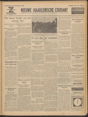 Nieuwe Haarlemsche Courant 1940-05-30