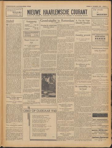 Nieuwe Haarlemsche Courant 1940-12-31