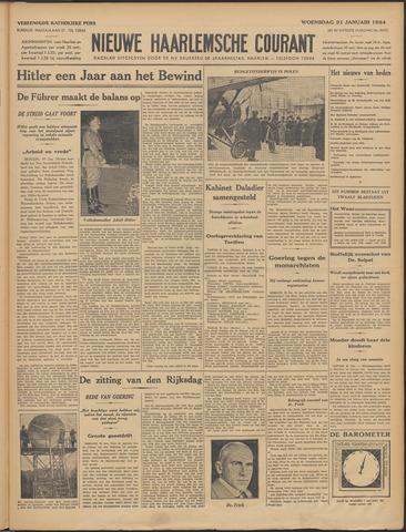 Nieuwe Haarlemsche Courant 1934-01-31