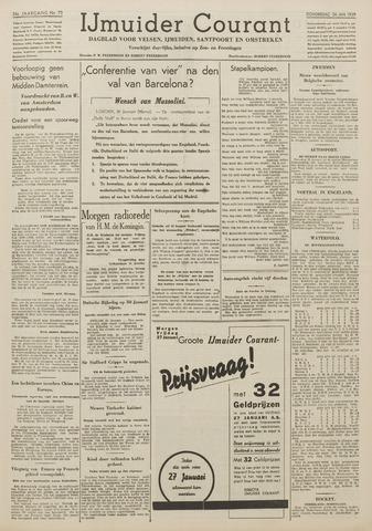 IJmuider Courant 1939-01-26