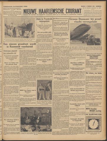 Nieuwe Haarlemsche Courant 1938-02-11