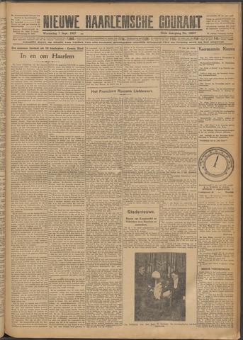 Nieuwe Haarlemsche Courant 1927-09-07