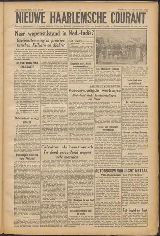 Nieuwe Haarlemsche Courant 1946-08-30