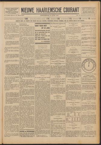 Nieuwe Haarlemsche Courant 1931-06-18