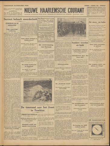 Nieuwe Haarlemsche Courant 1936-02-01
