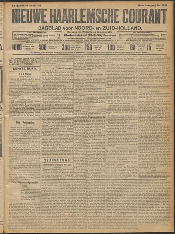 Nieuwe Haarlemsche Courant 1911-04-29
