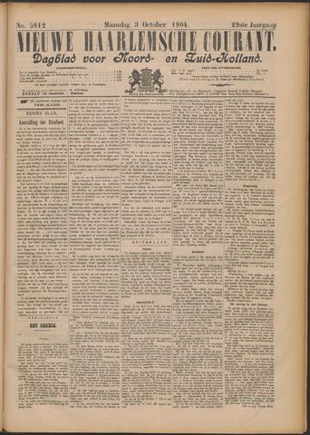 Nieuwe Haarlemsche Courant 1904-10-03