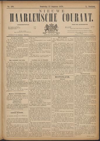 Nieuwe Haarlemsche Courant 1878-08-22