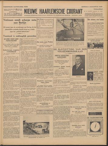 Nieuwe Haarlemsche Courant 1935-08-04