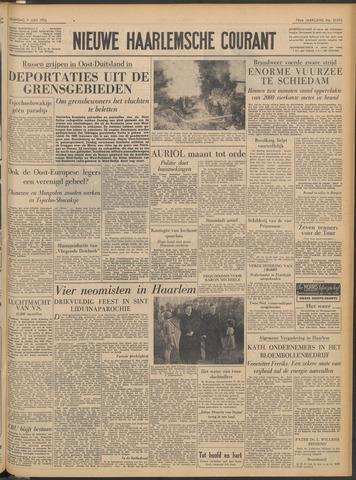 Nieuwe Haarlemsche Courant 1952-06-09