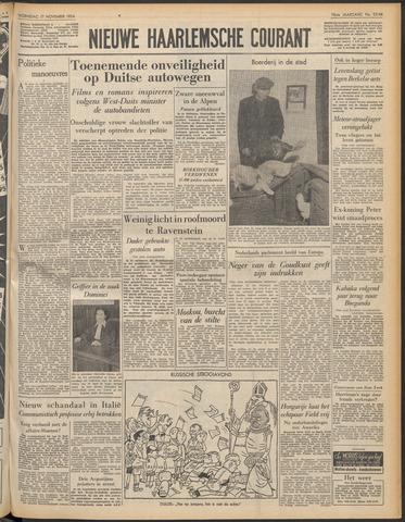 Nieuwe Haarlemsche Courant 1954-11-17