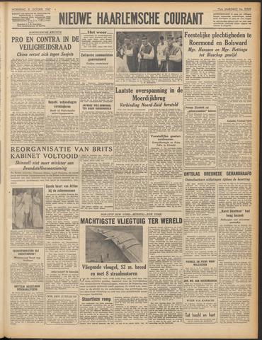 Nieuwe Haarlemsche Courant 1947-10-08