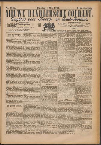 Nieuwe Haarlemsche Courant 1906-05-01