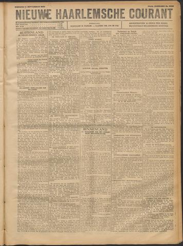 Nieuwe Haarlemsche Courant 1920-09-14