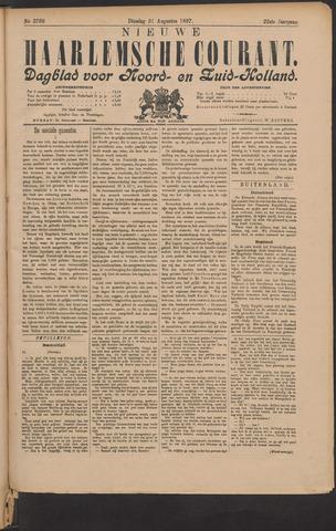 Nieuwe Haarlemsche Courant 1897-08-31