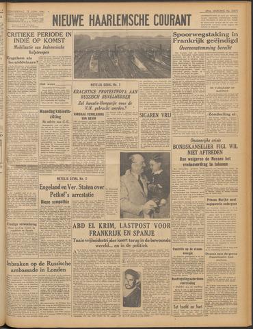 Nieuwe Haarlemsche Courant 1947-06-12