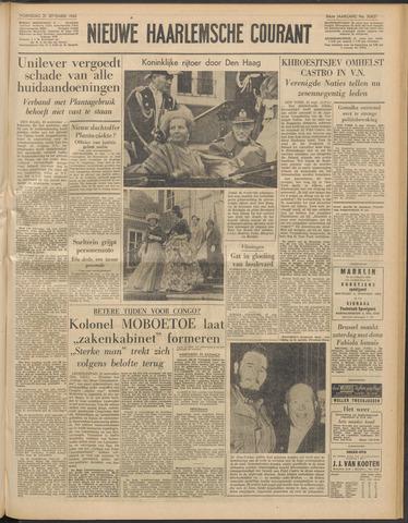 Nieuwe Haarlemsche Courant 1960-09-21